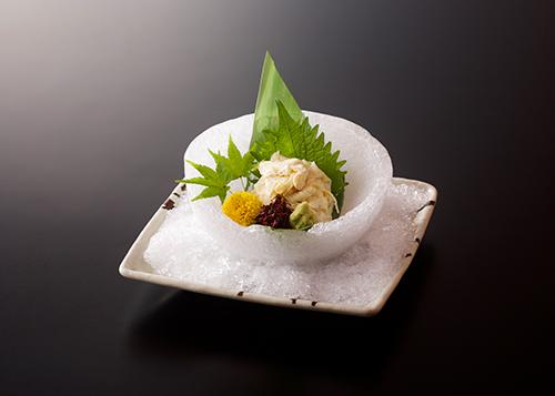 生豆腐皮盘