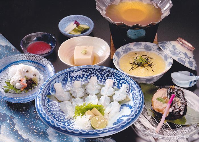 海鳗涮锅宴席