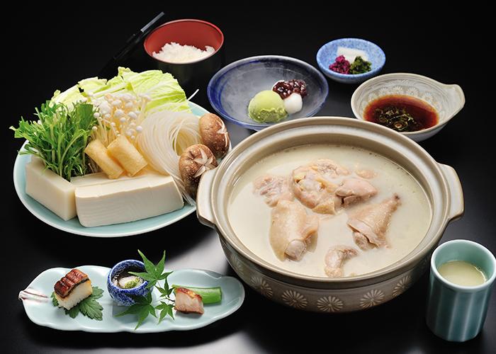 名产 名古屋油鸡 鸡肉氽锅